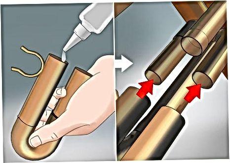 Genmontering og polering af trompeten