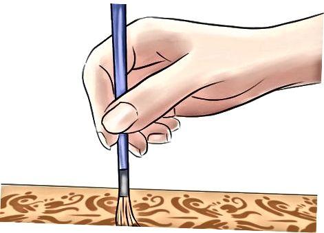 Batiking ipak (alternativ usul)