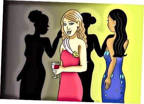 Forberedelse til prom / dans (piger)