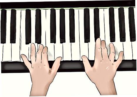 Tilføjelse af musik til sangteksterne