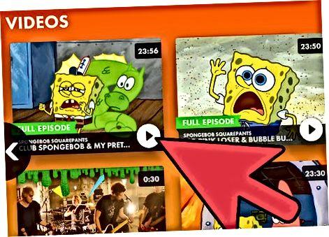 Se tegneserier på tv-netværkswebsteder