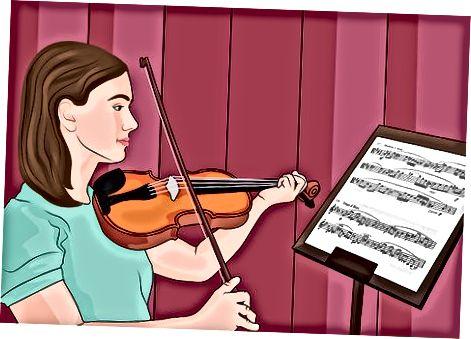 Professional orkestr uchun tinglash