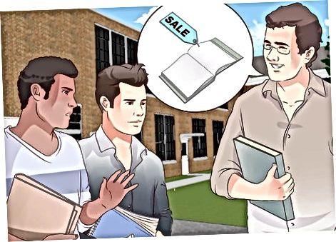Start og salg af din lærebog