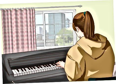Polering af musikalen