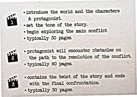 Skrivning af scriptet