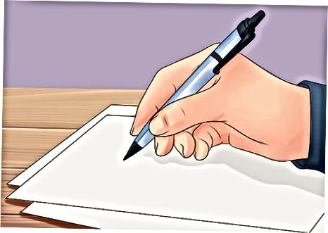 Skrivning af din vers