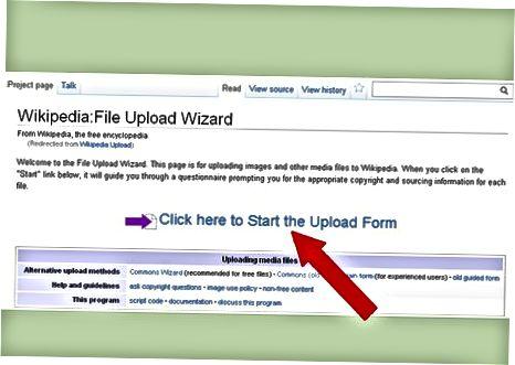 Guiden til upload af filer