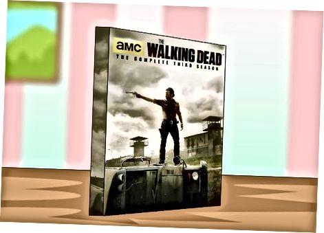 At købe en DVD eller Blu-ray af sæson tre