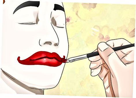 Clown bo'yanish bilan shug'ullanish