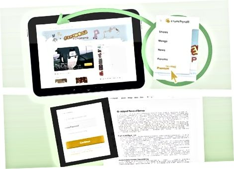 Finde Naruto Online
