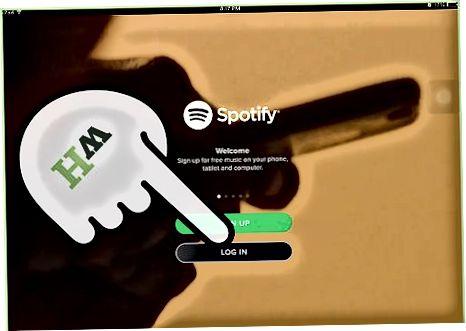 Spotify-da pleylist yaratish