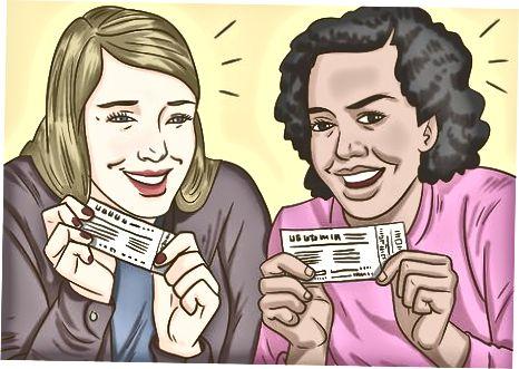 Sådan får du rabat i lotteri personligt