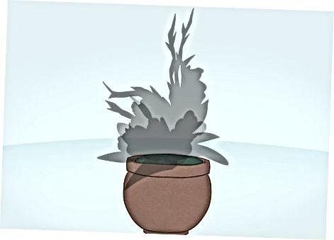 Arrangering af blomster eller andre genstande