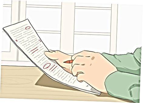 Gennemgang af din anmeldelse