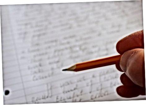 Gendannelse af manuskriptet