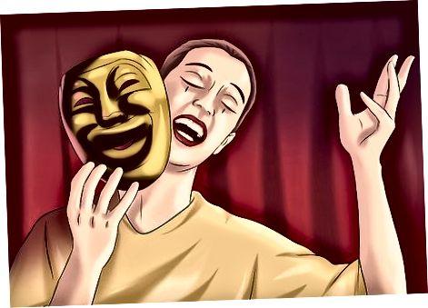 Broadway aktyori bo'lishga o'rgatish