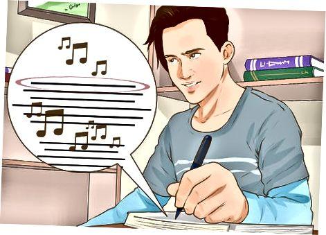 Skrivning af tekster