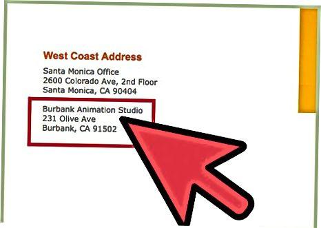 Nickelodeon Via Mail bilan bog'lanmoqda