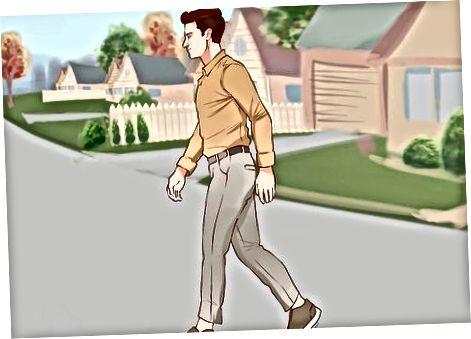 Princely Walk va Posture-ni bajarish