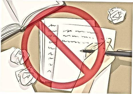 Undersøger og skitserer din rapport