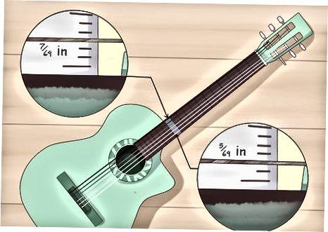 Gitara harakatlaringizni o'lchash