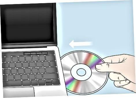Mac bilan CD yozish