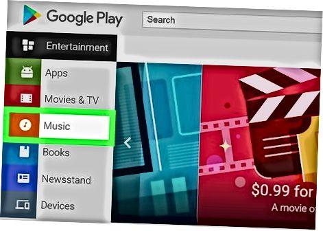 Google Play-dan foydalanish