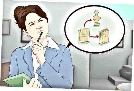 Strukturering af din erklæring
