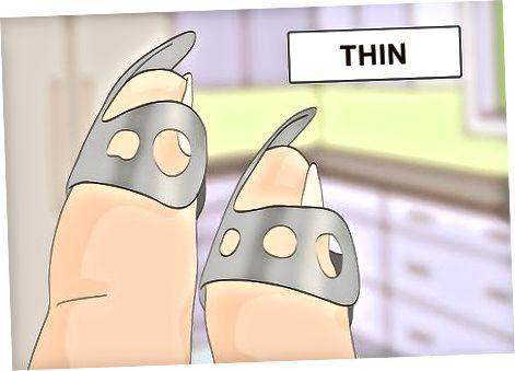 Valg af en fingerpluk