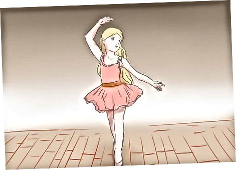 Baletni ijro etishga tayyorgarlik