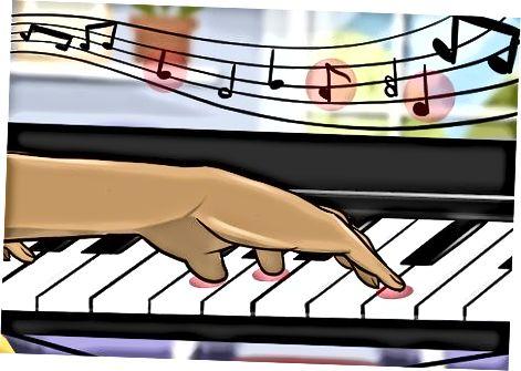 Pianino mahoratini oshirish