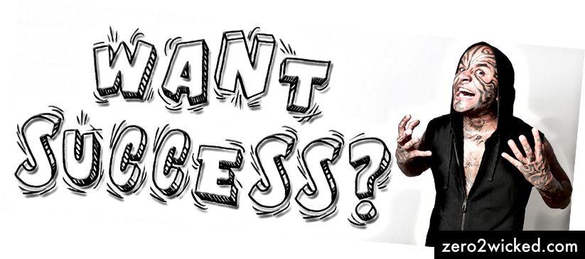 Vill du ha framgång? Loy Machedo frågar