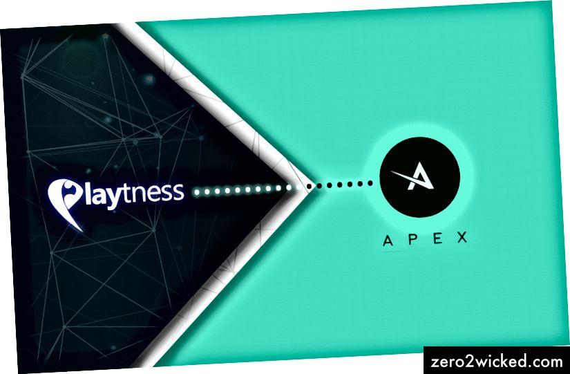 Verspieltheit und Apex-Zusammenarbeit