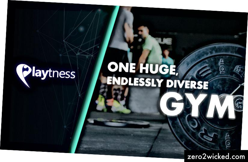 Playtness ترمز إلى عالم اللياقة البدنية