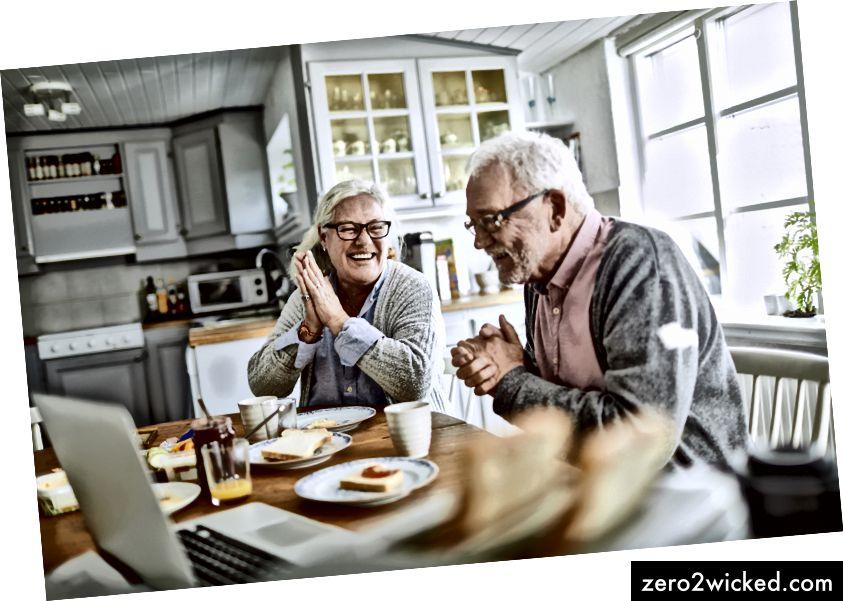 Er morgenmaden den nye middag? Det gamle ordsprog med at spise morgenmad som en konge og middag som en pauper har måske nye data til sikkerhedskopiering. Billedkredit: Geber86.