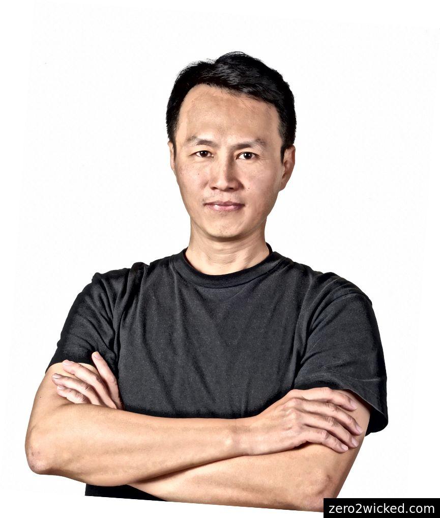 Tutustu Jason Hungiin ICO-penkillä täällä