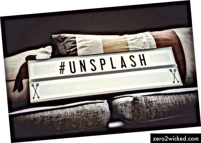 صورة لجوناثان بيرسي على Unsplash - الصورة المثالية لهذه القصة.